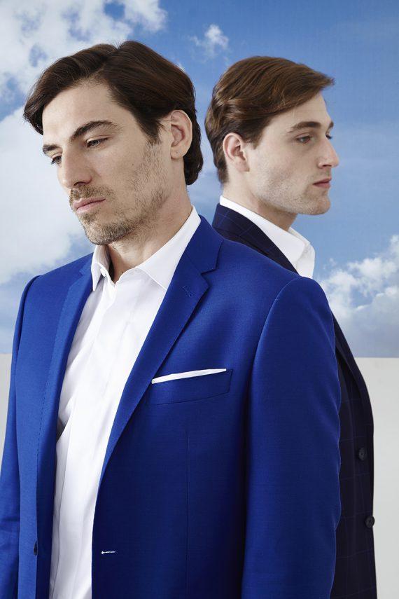 Yves et Constantin