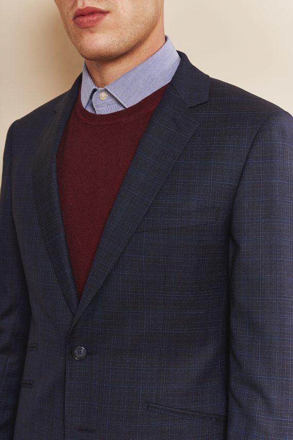 mario-costume-prince-de-galles-bleu-rouge-detail